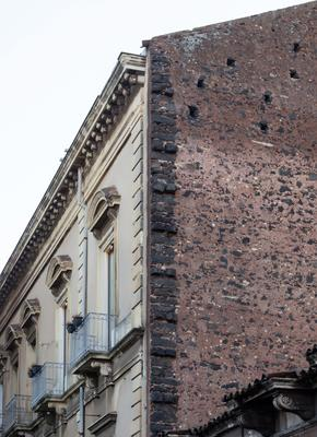 Cianciana - Catania - Building