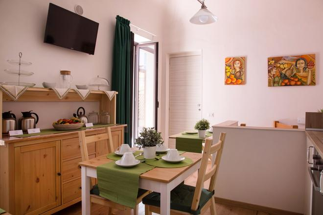Cianciana - Catania - Dining room