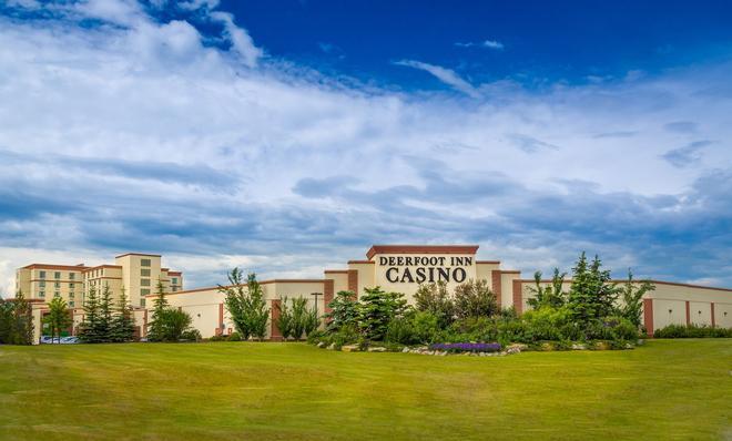 鹿腳旅館及賭場 - 卡加立 - 卡加利 - 建築