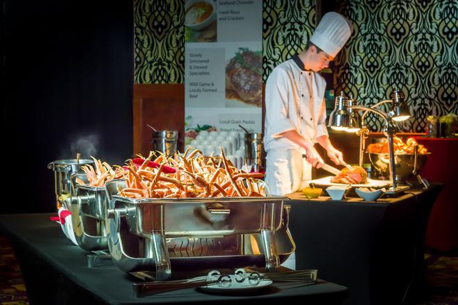 鹿腳旅館及賭場 - 卡加立 - 卡加利 - 飲食