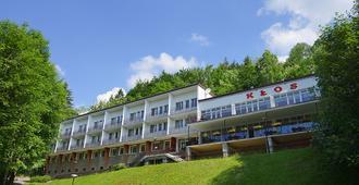 Osrodek Wczasowy Klos - Wisła - Building