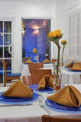 Hodelpa Caribe Colonial - Σάντο Ντομίνγκο - Εστιατόριο