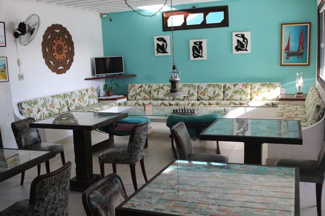 Pousada Mandala - Búzios - Lounge