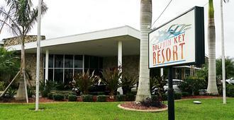 Dolphin Key Resort - Cabo Coral - Edificio