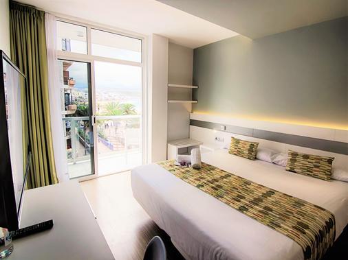 Hotel Aloe Canteras - Λας Πάλμας ντε Γκραν Κανάρια - Κρεβατοκάμαρα