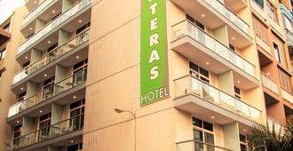 Hotel Aloe Canteras - Las Palmas de Gran Canaria - Edificio