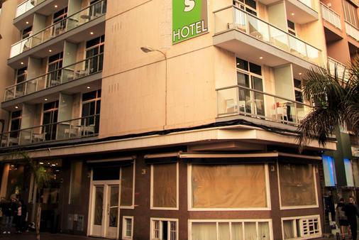 Hotel Aloe Canteras - Λας Πάλμας ντε Γκραν Κανάρια - Κτίριο