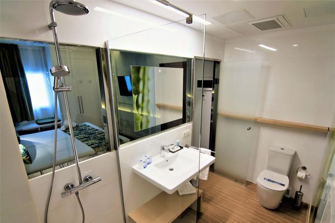 阿洛伊坎特拉斯 RK 酒店 - 大加那利島拉斯帕爾瑪斯 - 大加那利島拉斯帕爾馬斯 - 浴室
