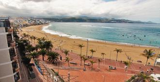 阿洛伊坎特拉斯 RK 酒店 - 大加那利島拉斯帕爾瑪斯 - 拉斯帕爾馬斯 - 海灘
