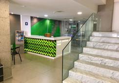 阿洛伊坎特拉斯 RK 酒店 - 大加那利島拉斯帕爾瑪斯 - 大加那利島拉斯帕爾馬斯 - 大廳