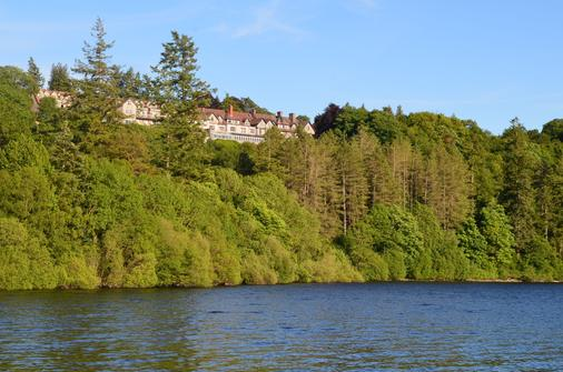 Lake Vyrnwy Hotel & Spa - Oswestry - Outdoor view