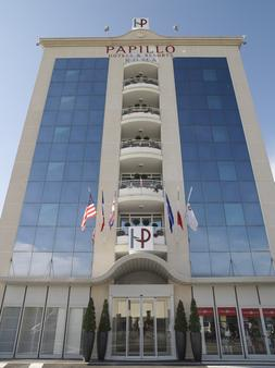 Papillo Hotels & Resorts Roma - Rooma - Rakennus