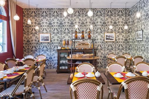 Hôtel Le Grimaldi by Happyculture - Nizza - Ruoka