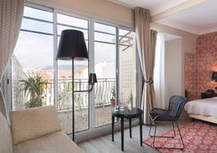 快樂文化格里馬爾迪飯店 - 尼斯 - 臥室