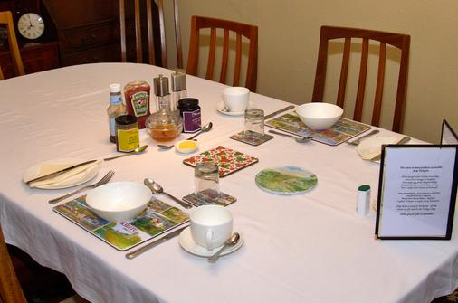 Wortley Cottage Guest House - Sheffield - Dining room