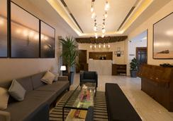 The Conroy Boutique Hotel - Amman - Aula