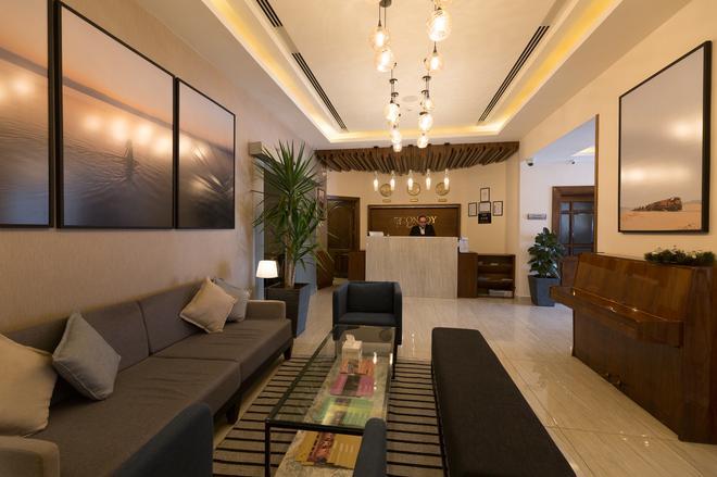 The Conroy Boutique Hotel - Amman - Lobby