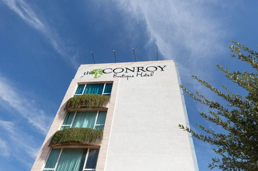 The Conroy Boutique Hotel - Amman - Building