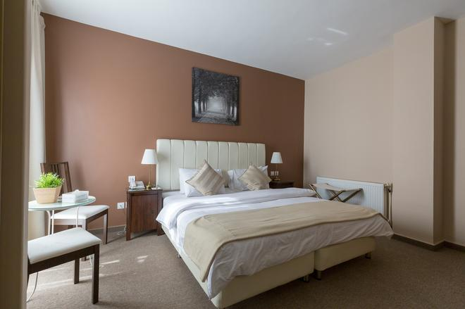 The Conroy Boutique Hotel - Amman - Bedroom