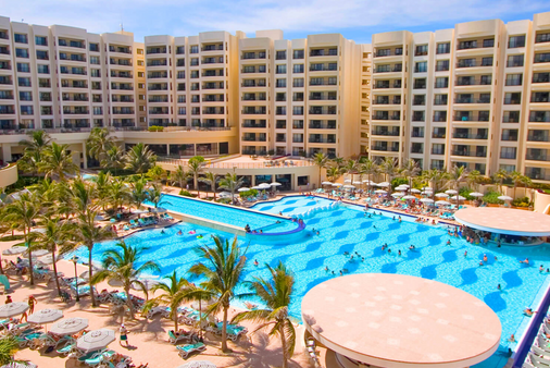 The Royal Sands - Cancún - Building