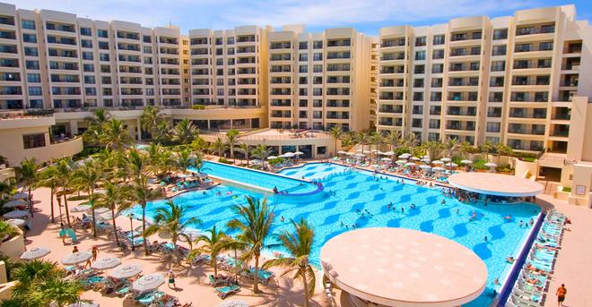 The Royal Sands - Cancún - Edificio
