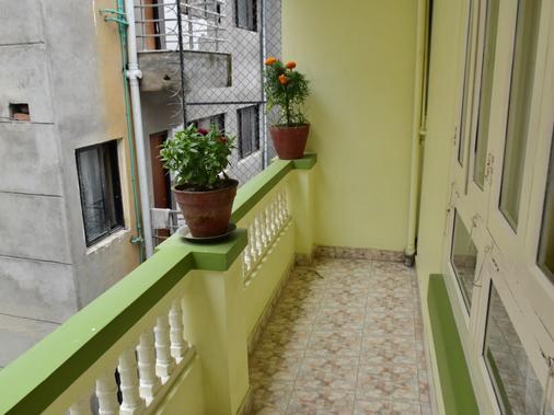 Shakya House - Lalitpur - Balcony