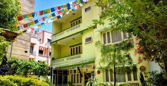 Shakya House - Patan - Edificio