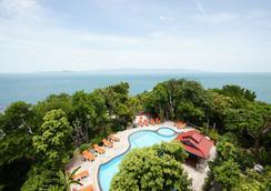 Sea Breeze Resort - Ko Pha Ngan - Bể bơi
