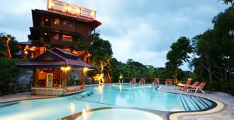 Sea Breeze Resort - Ko Pha Ngan - Pool