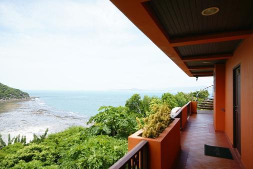 Sea Breeze Resort - Ko Pha Ngan - Tiền sảnh