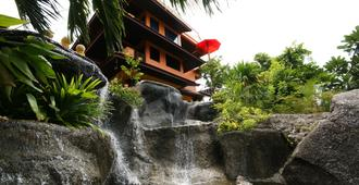 Sea Breeze Resort - Ko Pha Ngan - Building