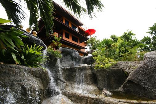 Sea Breeze Resort - Koh Phangan - Rakennus