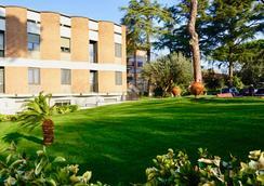 Kolping Hotel Casa Domitilla - Roma - Azotea