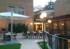 Kolping Hotel Casa Domitilla - Rome - Restaurant