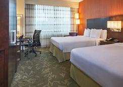 Courtyard by Marriott Washington, DC/U.S. Capitol - Washington - Makuuhuone