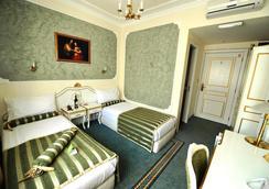 Queens Astoria Design Hotel - Belgrad - Makuuhuone