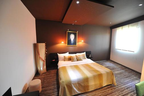 Design Hotel Mr President - Belgrade - Phòng ngủ