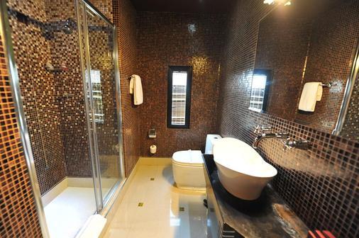 Design Hotel Mr President - Belgrade - Phòng tắm