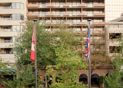 Wedgewood Hotel & Spa - Relais & Chateaux - Vancouver - Edificio