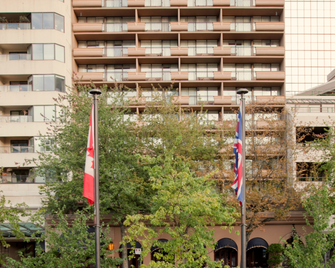 Wedgewood Hotel & Spa - Relais & Chateaux - Vancouver - Building