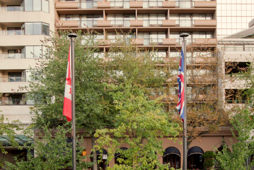 Wedgewood Hotel & Spa - Relais & Chateaux - Vancouver - Rakennus