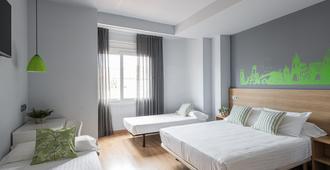 إربا باي بيلو - خيرونا - غرفة نوم