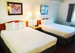 Peppermill Empress Inn - Centralia - Schlafzimmer