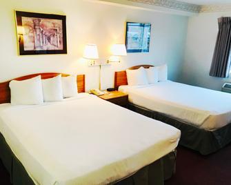 Peppermill Empress Inn - Centralia - Bedroom