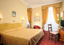 Hotel Bled - Rome - Bedroom