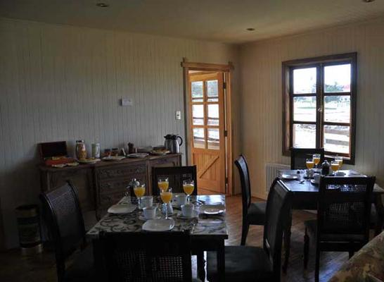 Bories House - Puerto Natales - Restaurant