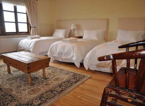 Bories House - Puerto Natales - Bedroom