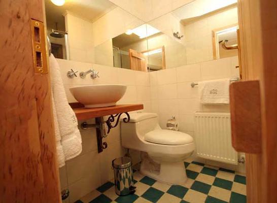 Bories House - Puerto Natales - Bathroom