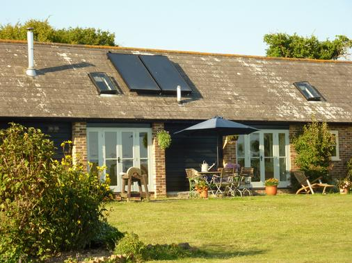 St Benedict's Byre - Bexhill-on-Sea - Building