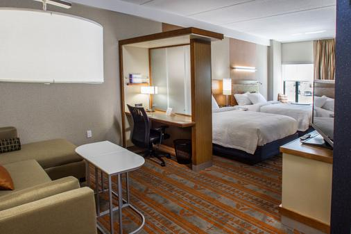 SpringHill Suites by Marriott Deadwood - Deadwood - Makuuhuone